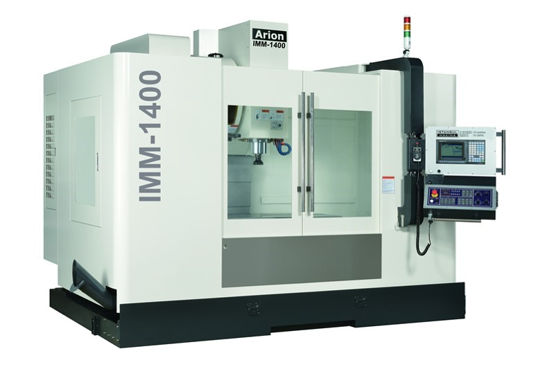 3-Axis-Machining center - ARION IMM1400